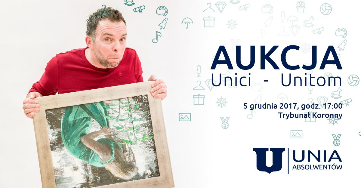 Aukcja Unici-Unitom zakończona sukcesem!